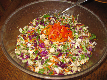 Country Cabbage Salad small